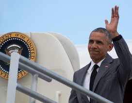 Chuyến thăm châu Âu cuối cùng của Tổng thống Obama