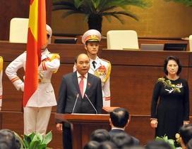 Thủ tướng cam kết về trách nhiệm với từng đồng tiền thuế của dân