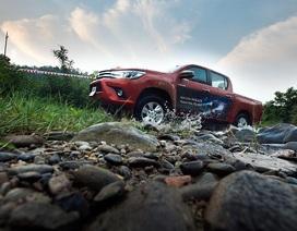Người dùng bất ngờ với khả năng vận hành của Toyota Hilux