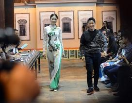 Dàn mỹ nhân một thời hội tụ trong Lễ hội áo dài 2016