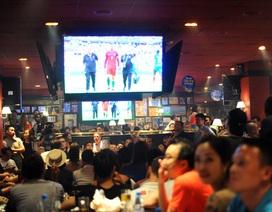 Hà Nội trắng đêm xem chung kết Euro 2016