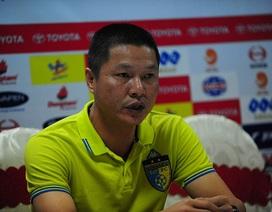 """HLV Chu Đình Nghiêm: """"Cơ hội vô địch của Hà Nội T&T vẫn rất khó khăn"""""""