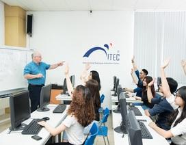 Xét tuyển hệ Cử nhân Quốc tế chất lượng cao bằng kết quả THPT
