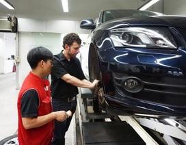 Chuyên gia kỹ thuật cao cấp của Audi tới Việt Nam