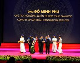 Dấu ấn Đỗ Minh Phú cùng thành tựu ngân hàng tái cơ cấu