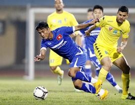 Đội tuyển Việt Nam không thắng được Hà Nội T&T