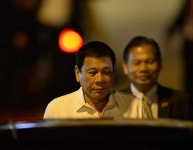 Tổng thống Philippines hối hận vì đã khiếm nhã với ông Obama