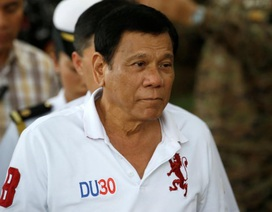 Tổng thống Philippines tuyên bố tập trận chung lần cuối với Mỹ