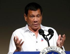 Tổng thống Philippines khẳng định chỉ bàn về kinh tế khi thăm Trung Quốc