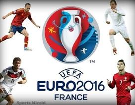 """Dân trí tổ chức trao thưởng đợt 1 chương trình """"Dự đoán Euro 2016"""""""