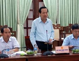 Bộ trưởng Đào Ngọc Dung: Cần giải pháp tạo nghề cho ngư dân Thừa Thiên Huế