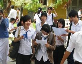 Năm 2017, nhóm GX lấy điểm thi THPT quốc gia để xét tuyển