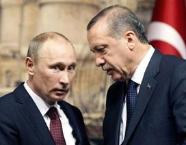 Ankara-Moscow xích lại gần nhau nhằm vô hiệu hóa lệnh cấm vận Nga của NATO ?