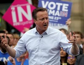Thủ tướng Anh Cameron tuyên bố sẽ từ chức