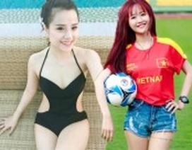 """4 fan nữ """"xinh như mộng"""" khiến dân mạng lùng sục năm 2016"""