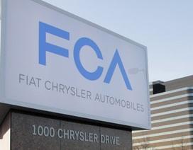 """Fiat-Chrysler """"phớt lờ"""" Triển lãm ô tô Detroit"""