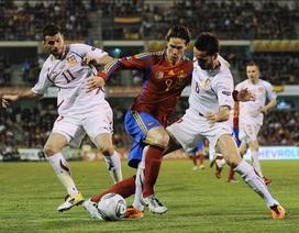 """""""Tây Ban Nha sẽ thể hiện được đẳng cấp trước CH Séc"""""""