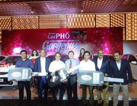 Doanh nghiệp cà phê trao thưởng10ô tô cho nhân viên xuất sắc
