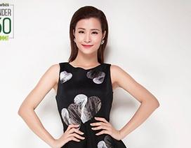 """Ca sĩ Đông Nhi lọt top 30 gương mặt dưới 30 tuổi """"đỉnh"""" nhất 2016"""