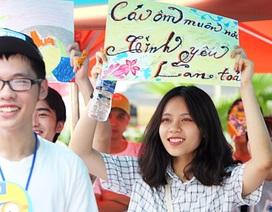 Lan tỏa yêu thương với ngày hội Ôm quốc tế