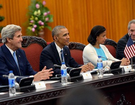 Tổng thống Mỹ Obama hội kiến Thủ tướng Nguyễn Xuân Phúc