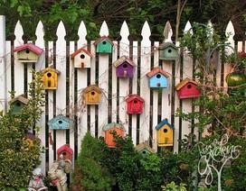 Khi hàng rào trước nhà cũng thể hiện tâm hồn bạn