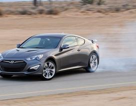 Hyundai khai tử mẫu Genesis Coupe trên đất Mỹ