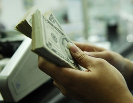 Tỷ giá chạm trần, tự do lên sát mức 23.000 VND/USD