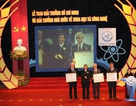 Lập Hội đồng cấp Nhà nước xét tặng Giải thưởng Hồ Chí Minh