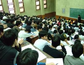 Giảm quy mô sinh viên, giảng viên có thất nghiệp?