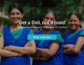 Starup công nghệ dành riêng cho nghề giúp việc ở Ấn Độ