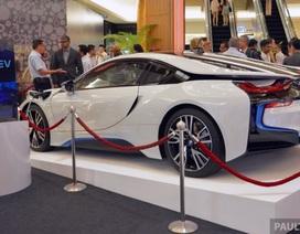 Nga miễn thuế nhập khẩu ô tô chạy điện