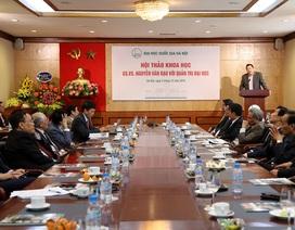 GS Nguyễn Văn Đạo, người mở đường tự chủ đại học