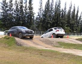 Mercedes-Benz Việt Nam ứng dụng công nghệ an toàn trên đường đua