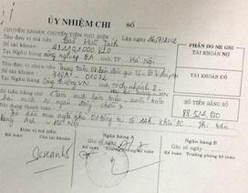"""Hà Nội: Yêu cầu xử lý lãnh đạo cơ quan thi hành án kiểu """"sống chết mặc bay"""""""
