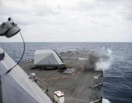 Hải quân Mỹ đưa pháo MK110 đến Biển Đông
