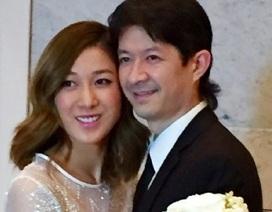 Mỹ nhân Hồng Kông bị chỉ trích vì có bầu trước khi cưới