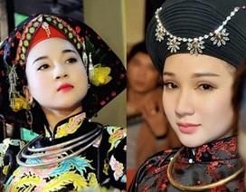 Vẻ đẹp hút hồn của bốn cô đồng 9X xinh nhất Hà thành