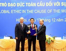 Chubb Life nhận hai giải thưởng từ Liên hiệp các Hội UNESCO Việt Nam
