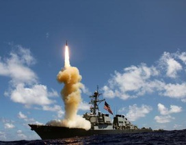 Hệ thống Aegis đánh chặn tên lửa theo cách nào?