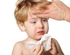 5 sai lầm kinh điển khiến viêm phế quản, hen tái phát ở trẻ