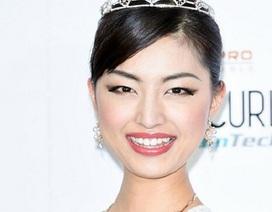 Ngỡ ngàng với nhan sắc tầm thường của tân Hoa hậu Nhật Bản