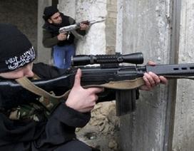 Hezbollah tiếp tục dồn quân đến điểm nóng Aleppo, Syria