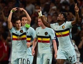 """""""Bỉ không dễ đánh bại xứ Wales"""""""