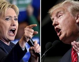 Donald Trump nhiều lợi thế hơn Hillary Clinton
