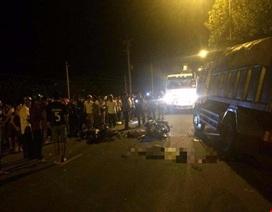 Tai nạn thảm khốc ở Xuyên Mộc, 4 người tử vong tại chỗ