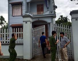 Nghi án thảm sát 4 người trong một gia đình tại Quảng Ninh