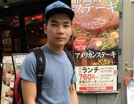 Nam du học sinh Việt tại Nhật đi làm thêm nghi mất tích