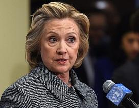 """Những sai lầm có thể khiến bà Hillary """"mất vé"""" vào Nhà Trắng"""