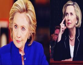 Nghi án mượn người đóng thế bà Clinton: Người trong cuộc lên tiếng